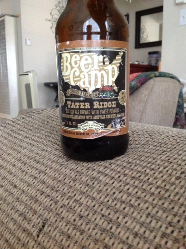Tater Ridge Scottish Ale - (Beer Camp - Asheville)