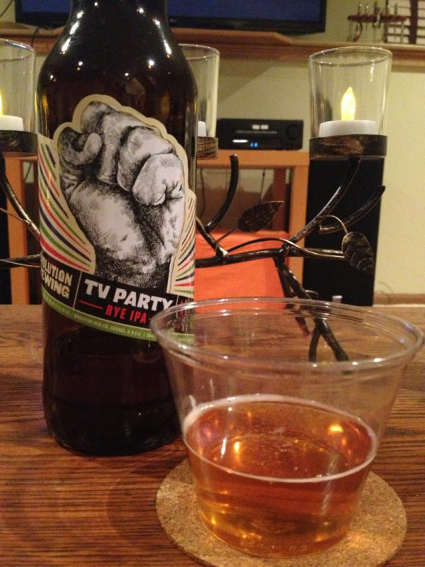 TV Party Rye IPA