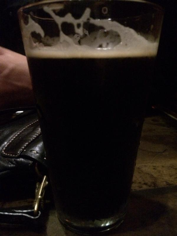 Black Strap Chicory Milk Stout