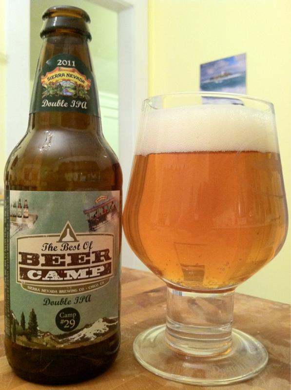Beer Camp #29 - Ghidorah Double IPA
