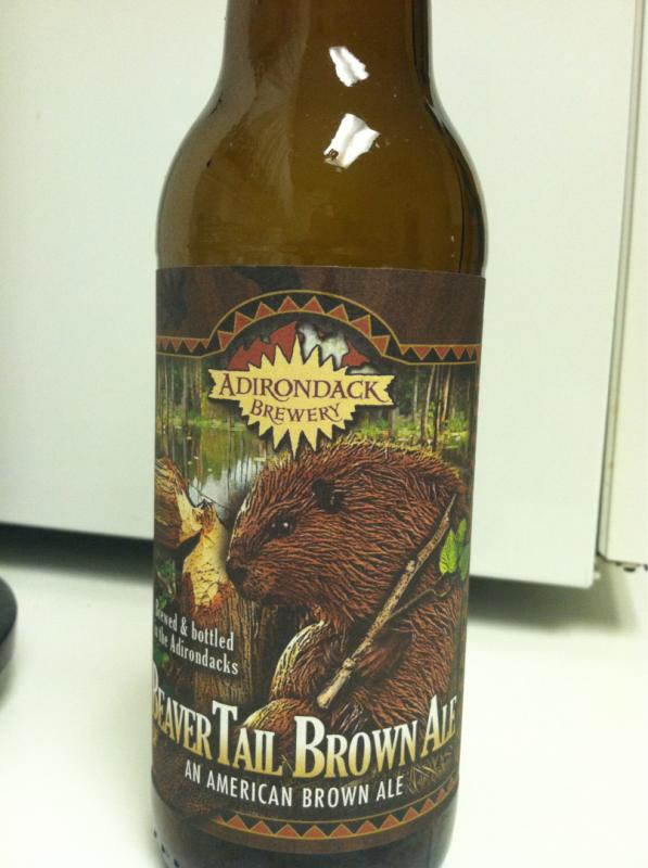 Beaver Tail Brown Ale