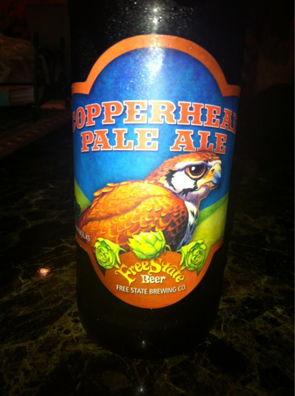 Copperhead Pale Ale