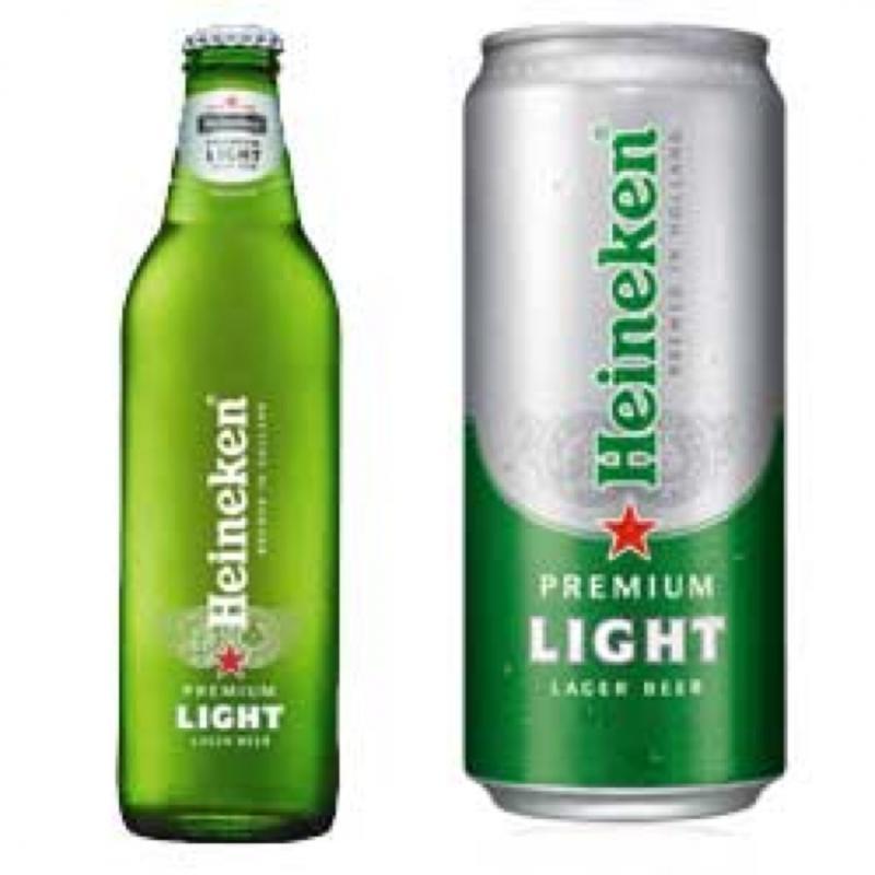Heineken Premium Light Lager Brewgene