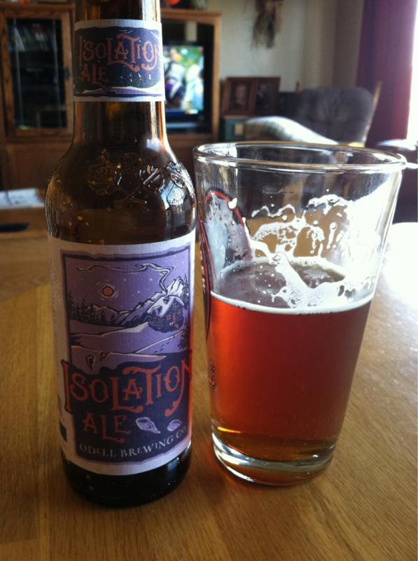 Isolation Ale
