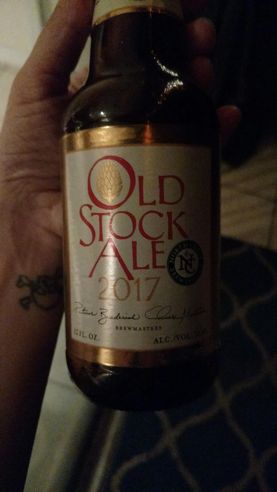 Old Stock Ale 2017