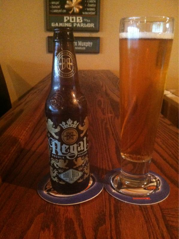 Breckenridge Regal Pilsner