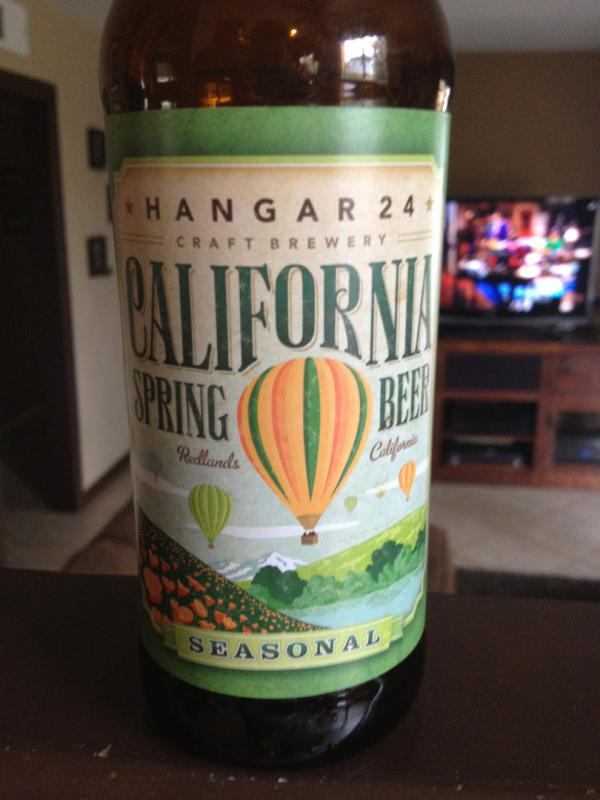 California Spring Beer