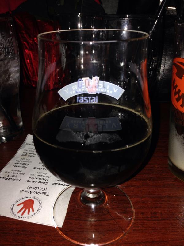 Fade To Black Volume 5 - Black Rye Ale