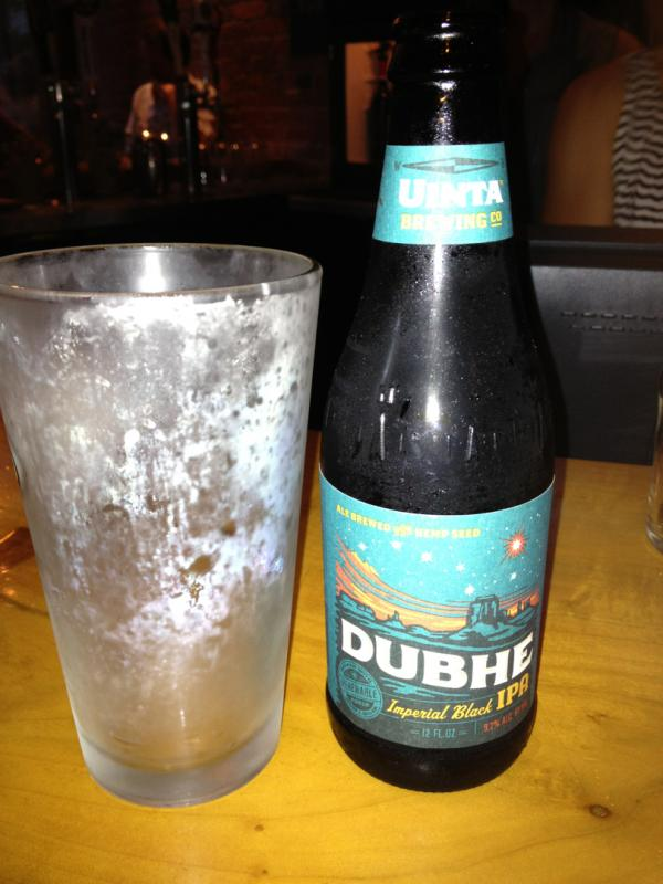 Dubhe Imperial Black IPA