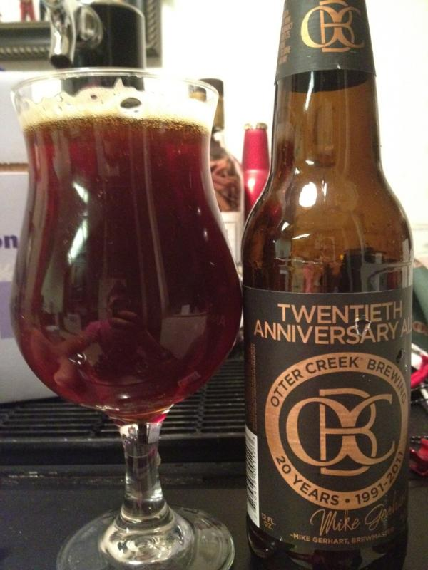 20th Anniversary Ale