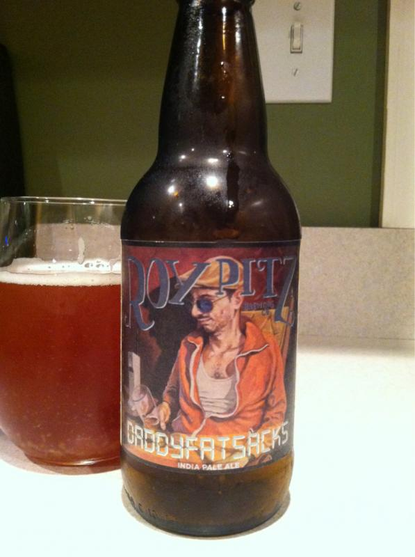 Daddy Fat Sacs Imperial IPA
