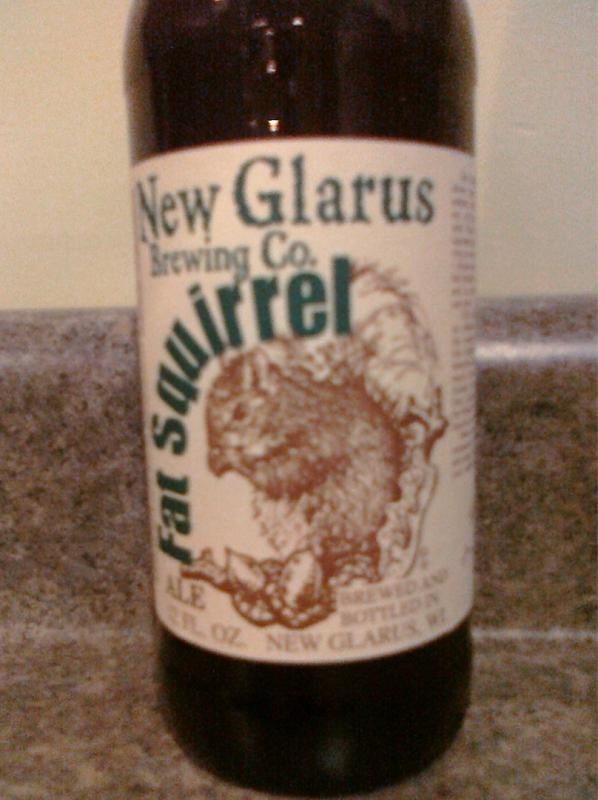 Fat Squirrel Ale