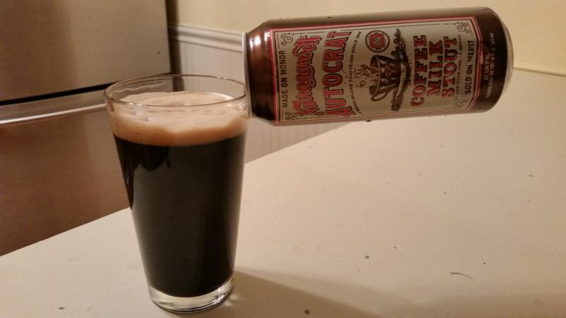 Autocrat Coffee Milk Stout