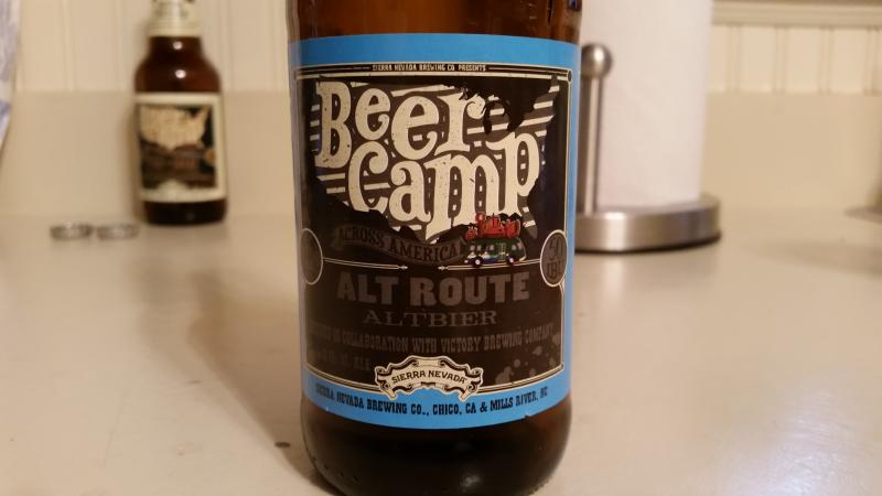 Alt Route (Beer Camp - Victory)