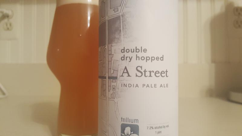 A Street - Double Dry Hopped