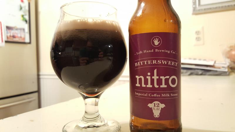 Bittersweet Nitro Imperial Coffee Milk Stout