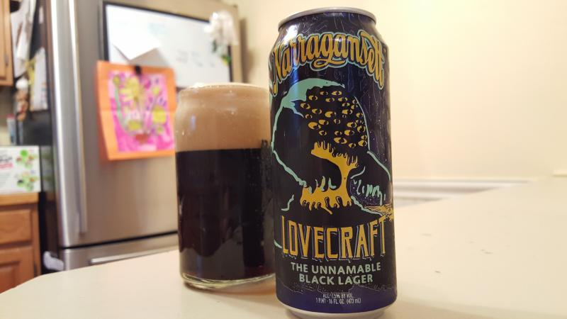 Lovecraft - The Unnamable Black Lager