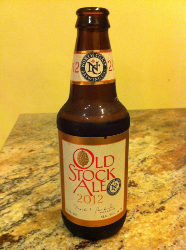 Old Stock Ale 2012