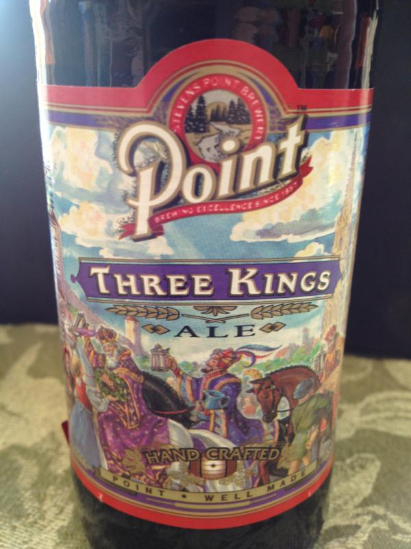 Point Three Kings Ale