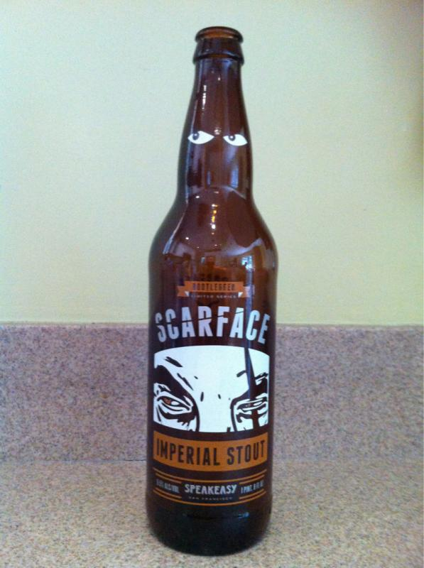 Scarface Imperial Stout