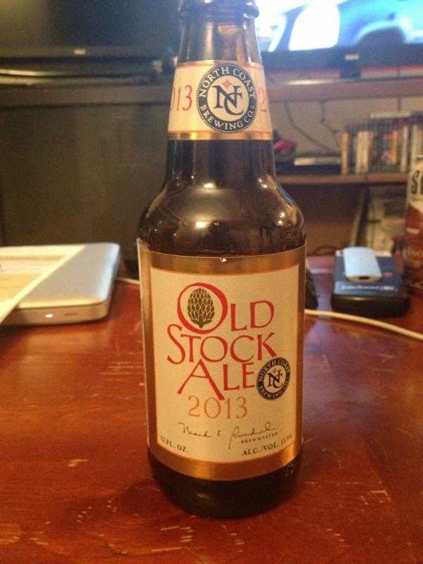 Old Stock Ale 2013