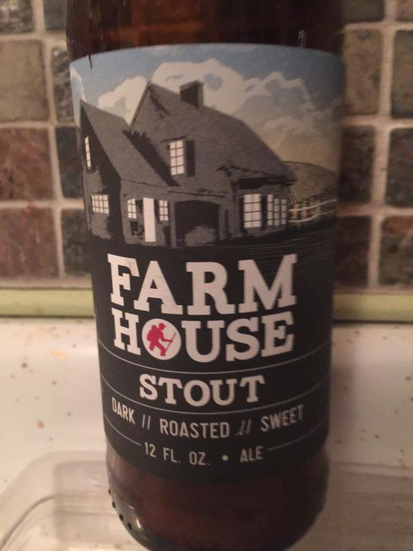 Farmhouse Ales - Stout