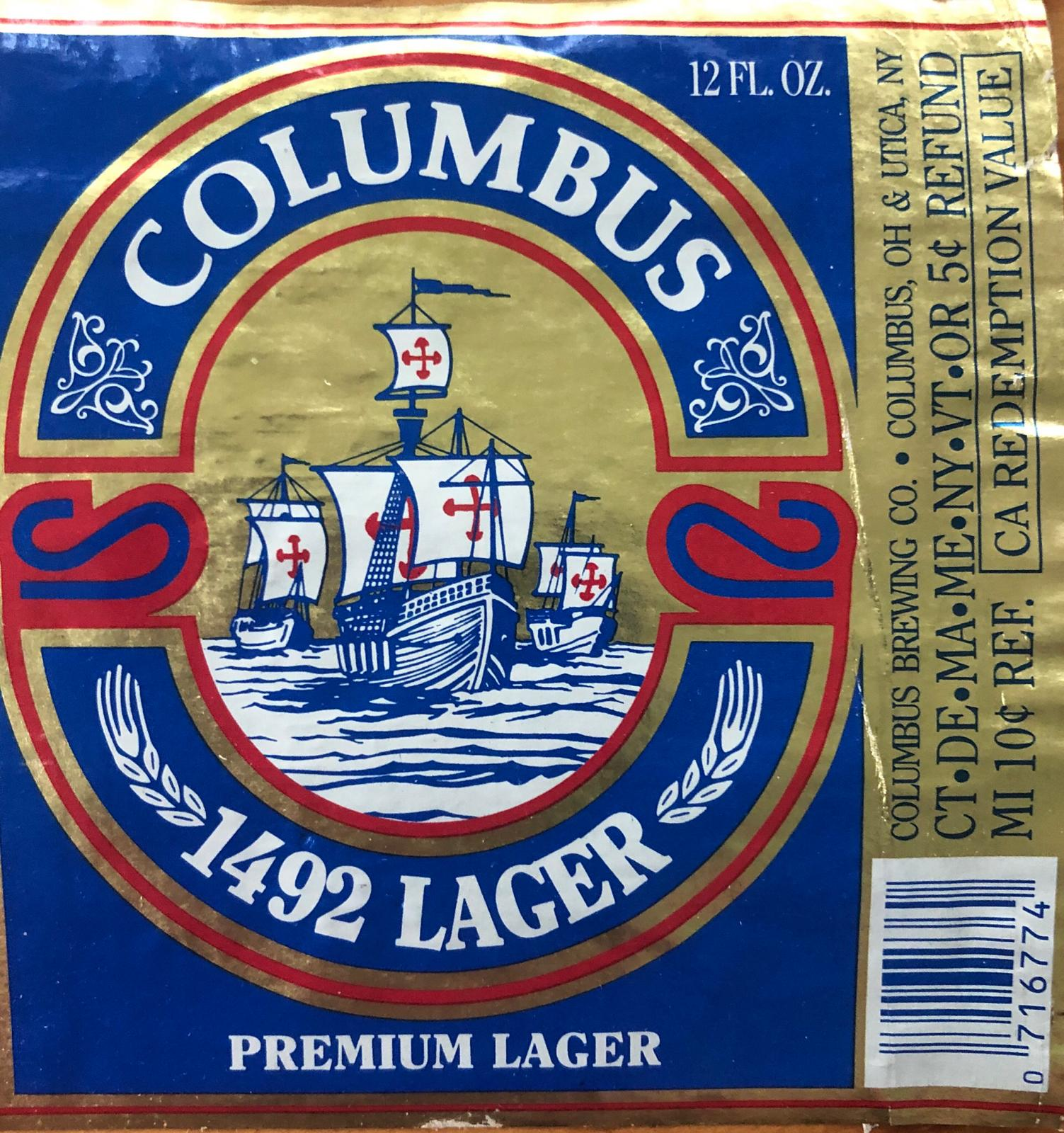 1492 Lager