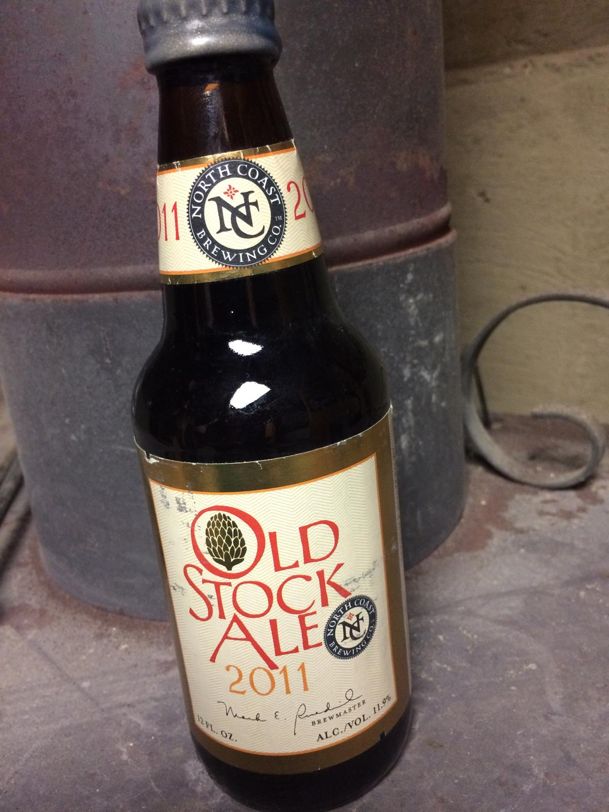 Old Stock Ale 2011