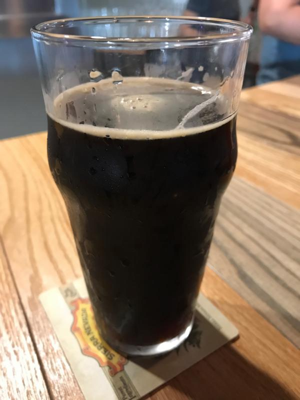 Salted Caramel Porter (Wild Turkey Barrel Aged)