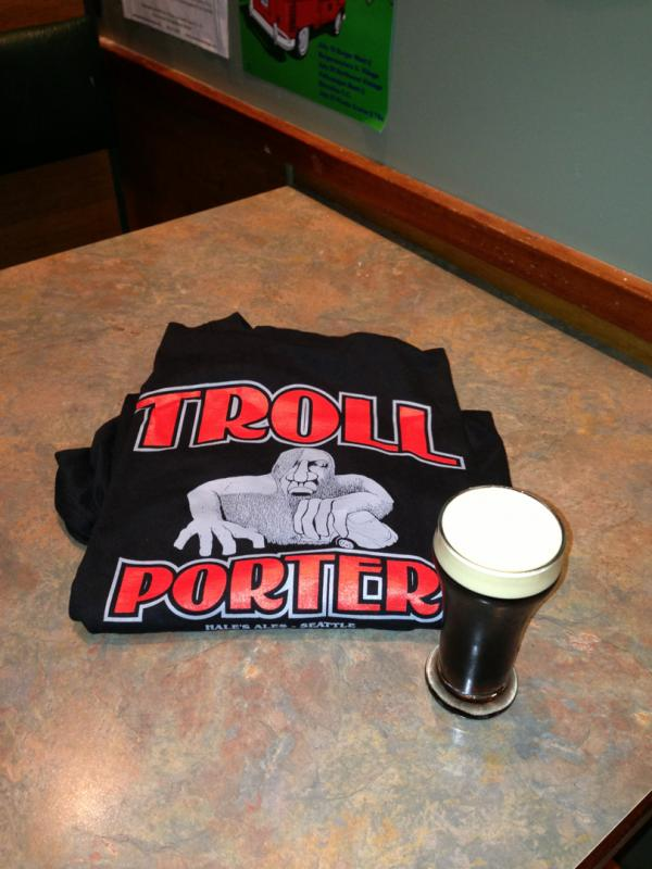 Night Troll Porter