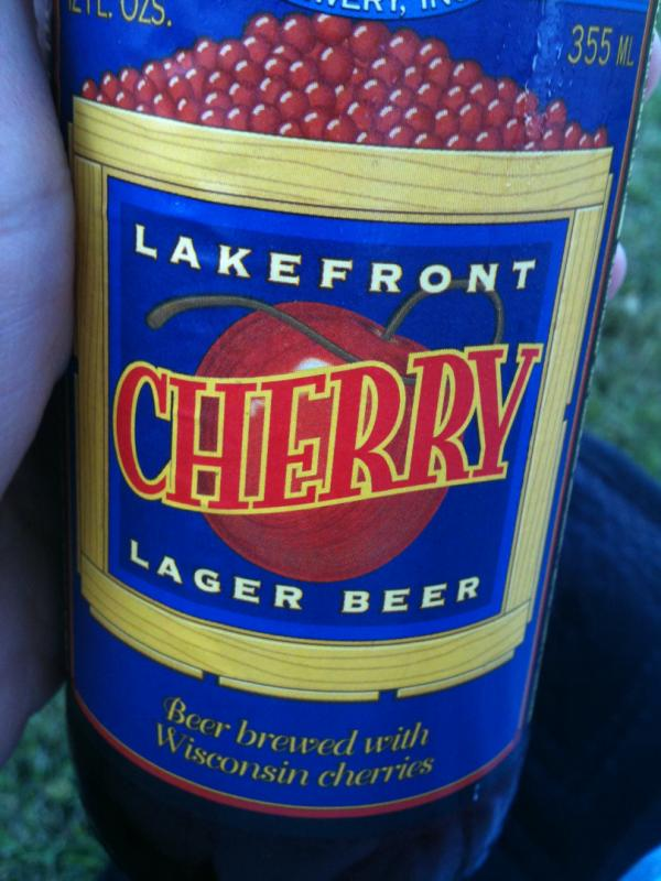 Cherry Lager