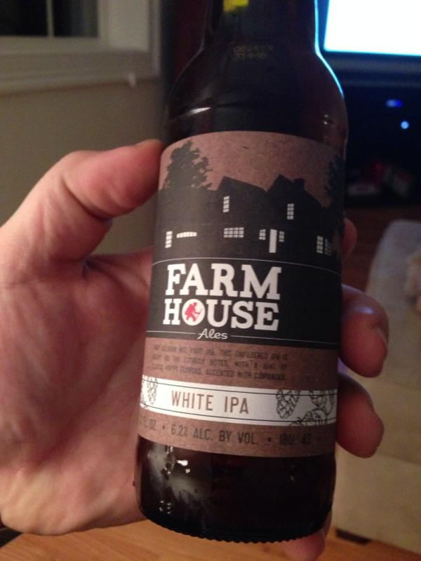 Farmhouse Ales - White IPA