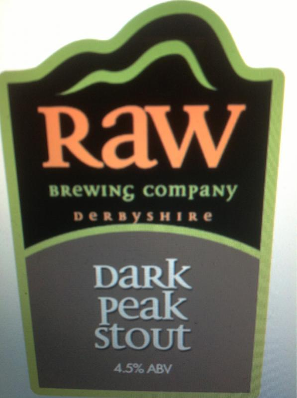 Dark Peak Stout