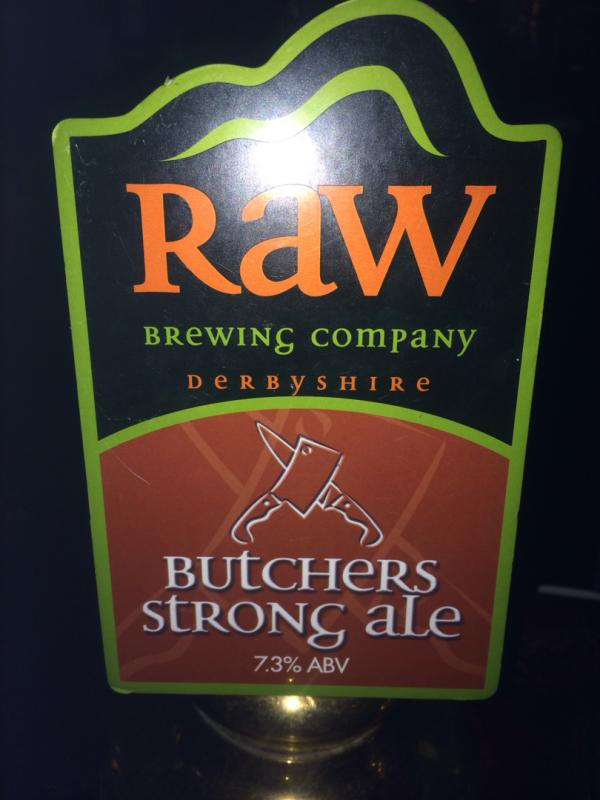 Butchers Strong Ale