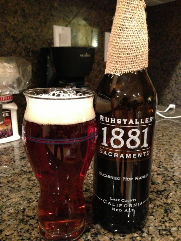 1881 California Red Ale