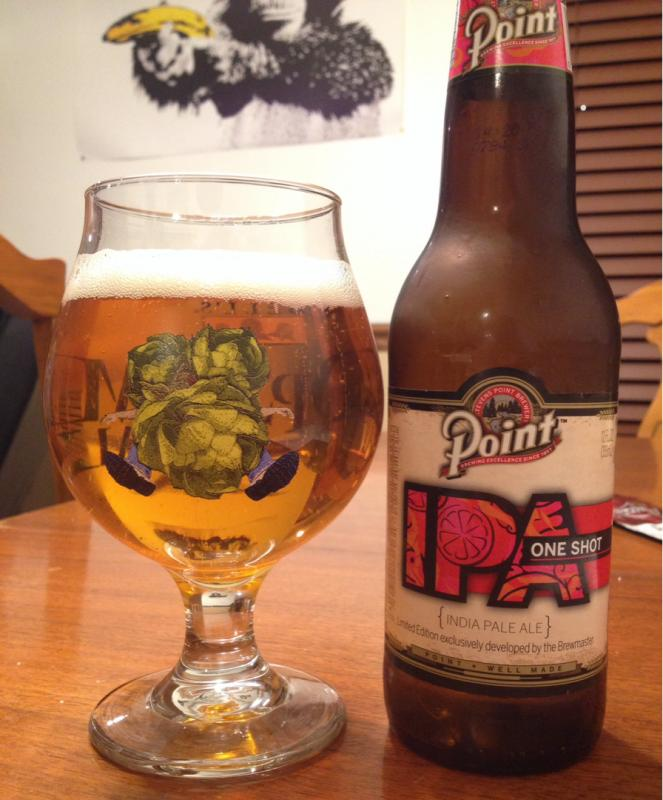 One Shot IPA