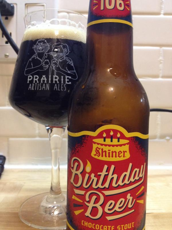 Birthday Beer Chocolate Stout
