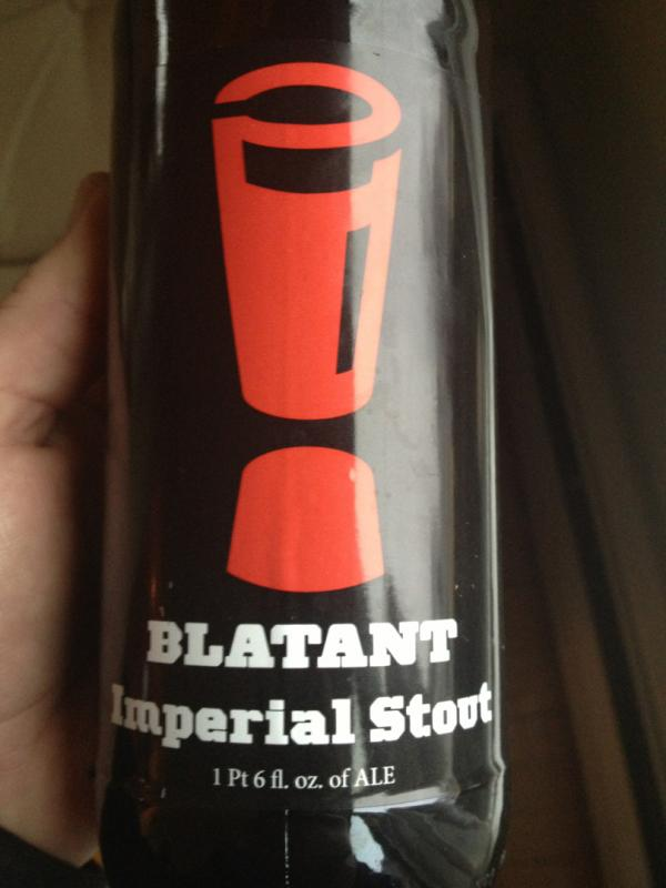 Blatant Imperial Stout