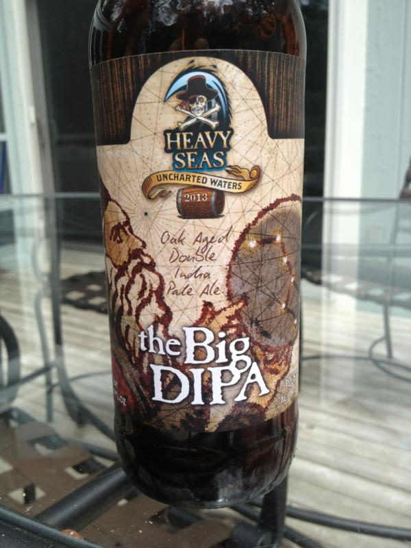 Unchartered Waters The Big DIPA