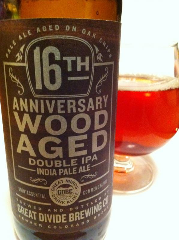 16th Anniversary Wood Aged