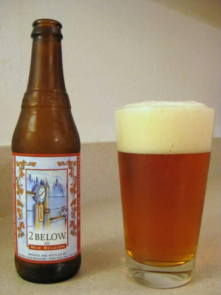 2° Below Winter Ale