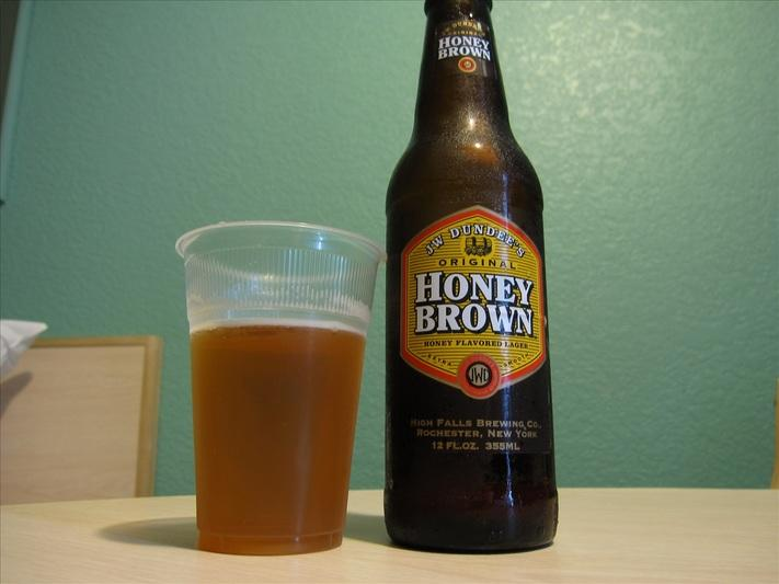 Dundee Original Honey Brown Lager