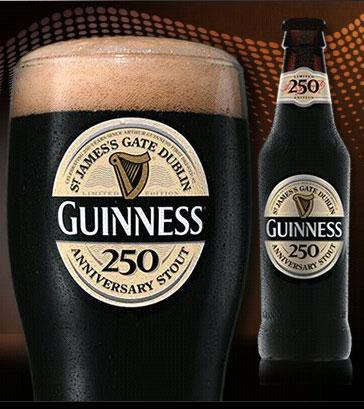 Guinness 250th Anniversary Stout