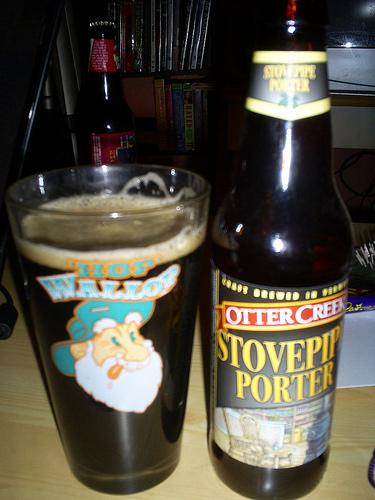Otter Creek Stovepipe Porter