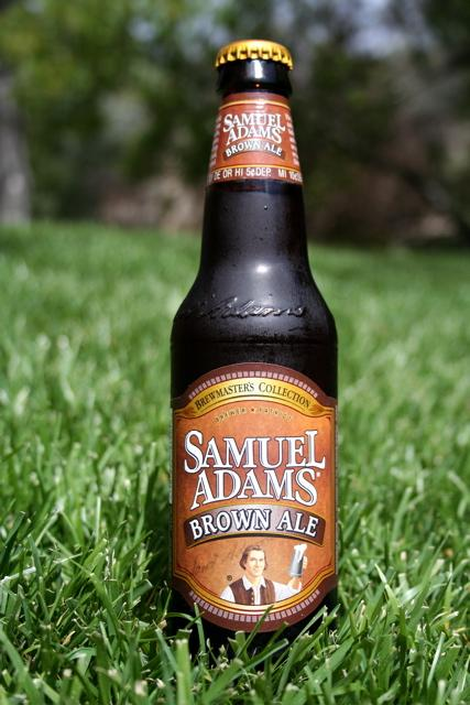 Samuel Adams Brown Ale