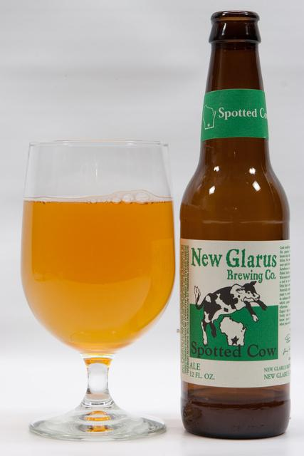Thumbprint Series: Spotted Cow Cream Ale
