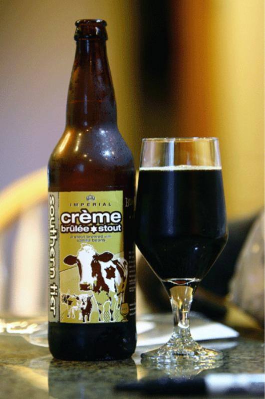 Creme Brulee (Imperial Milk Stout)
