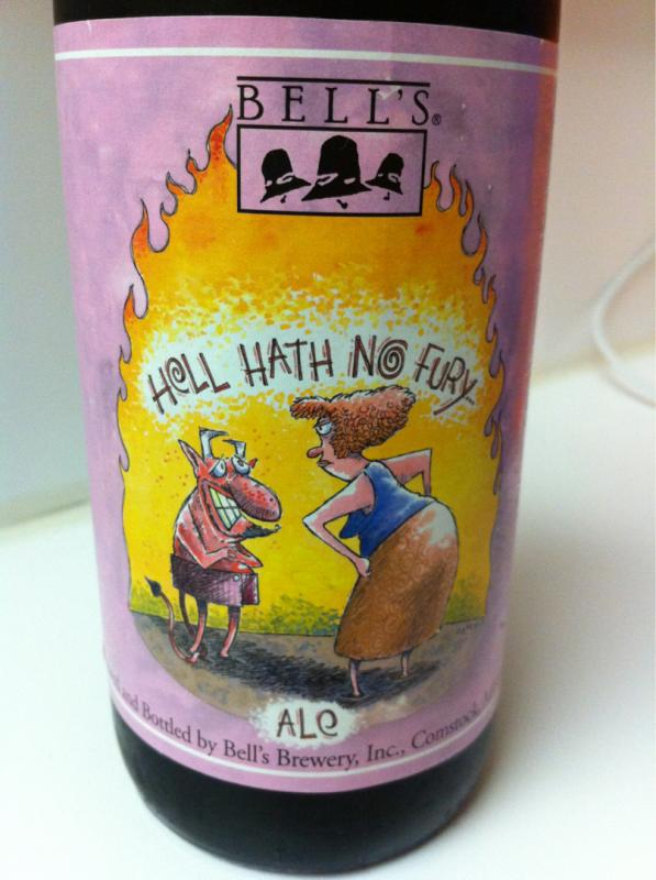 Hell Hath No Fury Ale