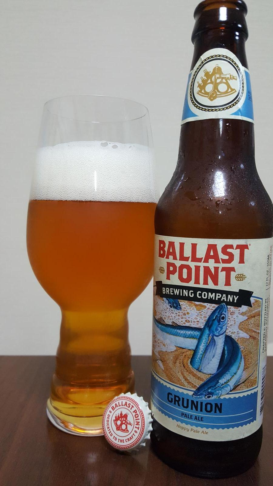 Grunion Pale Ale