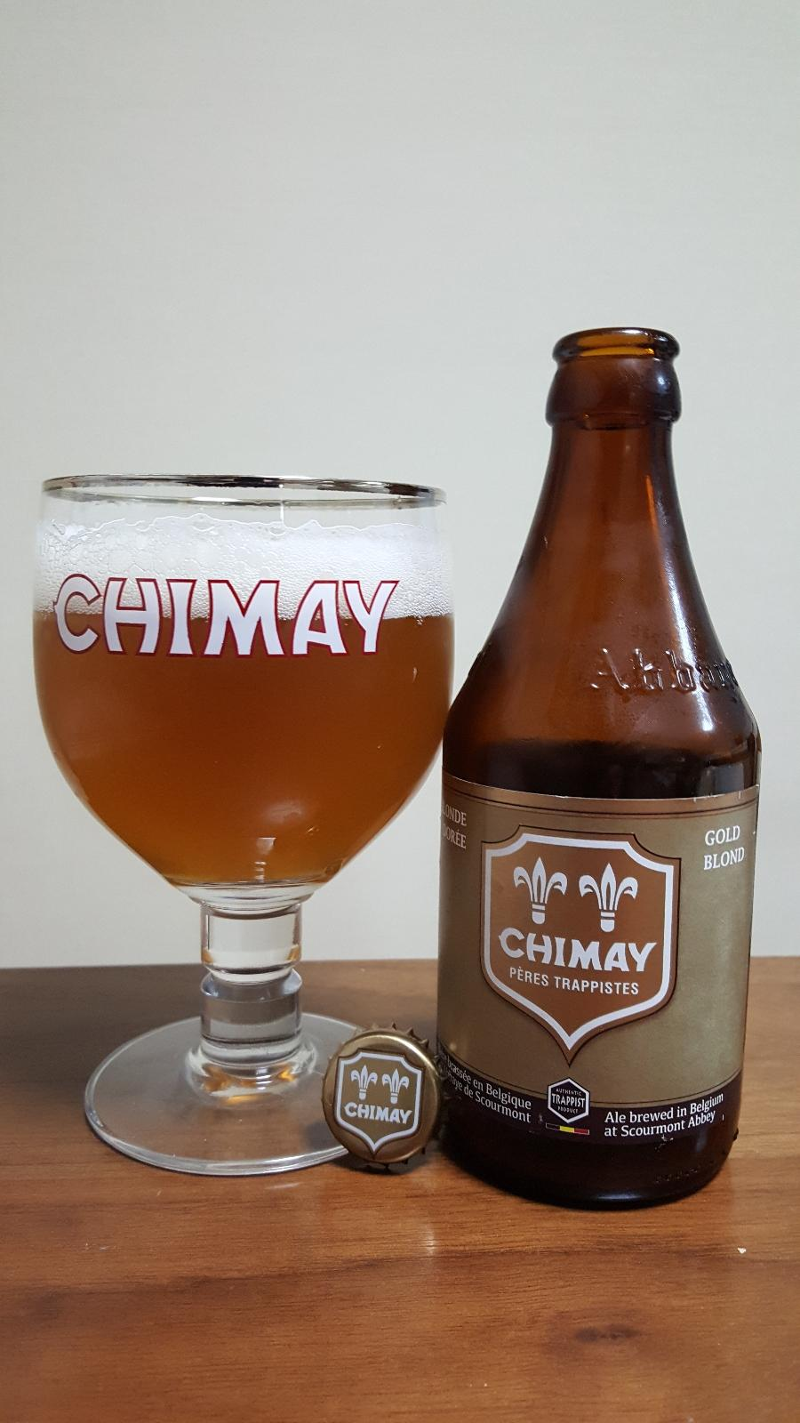 Chimay Pères Trappistes (Gold)